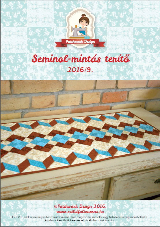 Seminol terítő