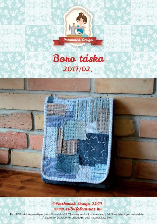 Boro táska borító