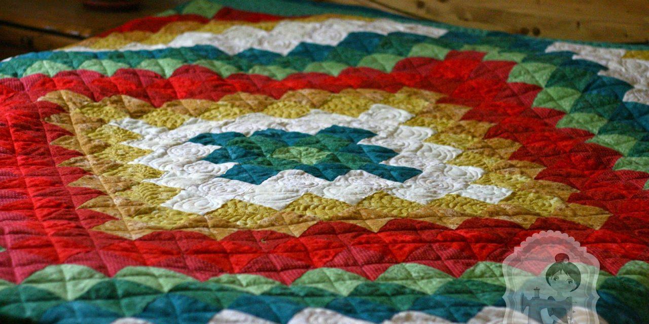 Miért ennyi egy patchwork takaró ára?