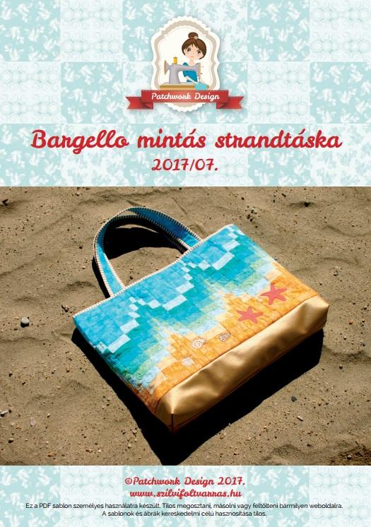 Bargello strandtáska