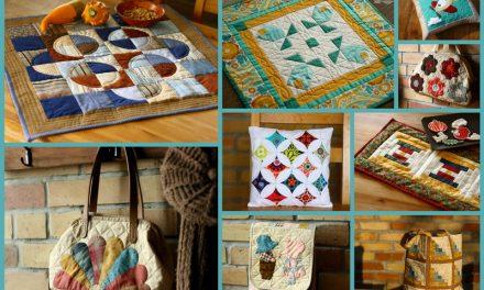 9 kezdő patchwork technika
