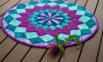 Misztikus lila darabok , vagy ahogy Ti elképzeltétek. :)